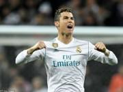Bóng đá - Vua Ronaldo phô diễn quyền uy Cúp C1: Neymar cúi đầu khuất phục