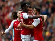 Ostersunds - Arsenal: Học hỏi MU,  Pháo thủ  quyết thắng