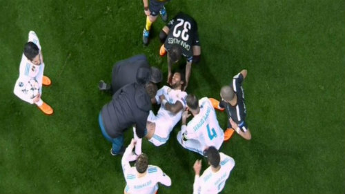 Chi tiết Real Madrid - PSG: Ronaldo, Marcelo thi nhau lập công (KT) - 4