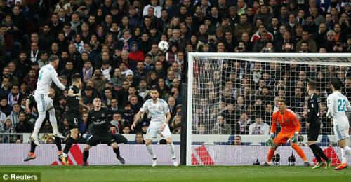 Chi tiết Real Madrid - PSG: Ronaldo, Marcelo thi nhau lập công (KT) - 5