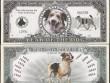Rao bán tiền lưu niệm in hình chó trên Facebook
