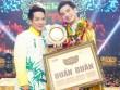 """Học trò Minh Nhí xuất sắc ẵm giải 200 triệu đồng của """"Tiếu lâm tứ trụ"""""""