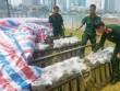 Nhìn gần dàn pháo hoa tầm cao 1.600 quả đón giao thừa ở Sài Gòn