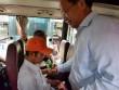 Trên chuyến xe ngày 30 Tết, hành khách bất ngờ khi lãnh đạo TP.HCM xuất hiện