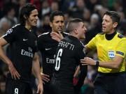 PSG thua Real: Thầy trò cãi nhau, Neymar bị mắng  quái vật