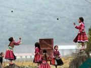 Du lịch - Sắc xuân ở bản người Mông