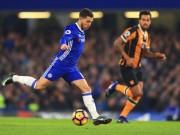 Chelsea - Hull City: Hazard bay bổng, chiến thư tới Barca