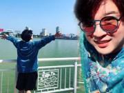 Thành viên Super Junior đến Đà Nẵng ăn Tết