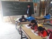 Giáo dục - du học - Gặp gỡ người thầy dùng cả tuổi thanh xuân để dạy chữ cho trẻ vùng cao