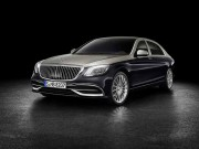 Tư vấn - Diện kiến Mercedes-Maybach S-Class 2019