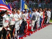 """Đua xe F1 2018: Thay thế  """" chân dài """" , chỉnh giờ tránh World Cup"""