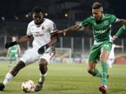 Ludogorets - AC Milan: Hiệp 2 bùng nổ, bắn phá tưng bừng