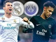 """Bóng đá - Real đại thắng PSG: VUA Ronaldo chưa """"thoái vị"""", Neymar hẹn năm sau"""