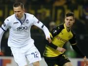 """Dortmund - Atalanta:  """" Batman """"  rực sáng, vỡ òa phút bù giờ"""