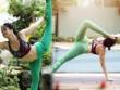 """8X Sài Gòn """"dẻo như kẹo kéo"""" gợi ý bài tập yoga cho Tết Mậu Tuất"""