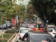 Người dân đi du xuân đầu năm, đường phố Hà thành kẹt cứng