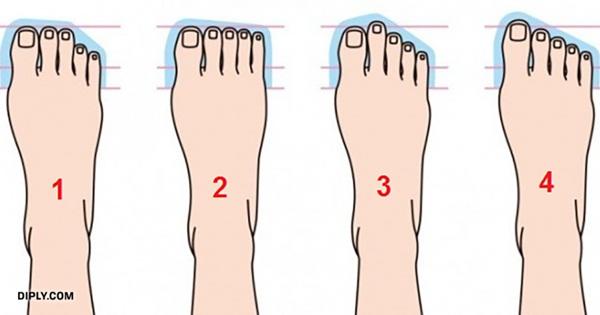 Hình dạng đôi bàn chân tiết lộ gì về tính cách con người bạn? - 1