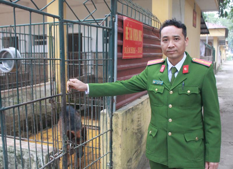 Điểm mặt 5 giống chó được cảnh sát Việt Nam tuyển làm trợ thủ - 5