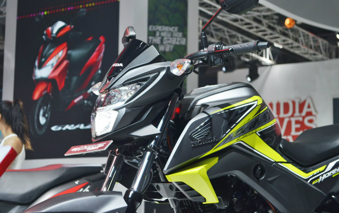 Ảnh thực tế 2018 Honda CBR250R và CB Hornet 160R - 8