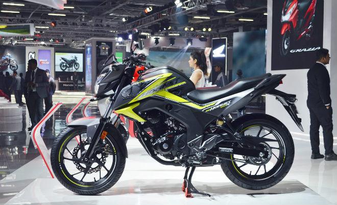 Ảnh thực tế 2018 Honda CBR250R và CB Hornet 160R - 7
