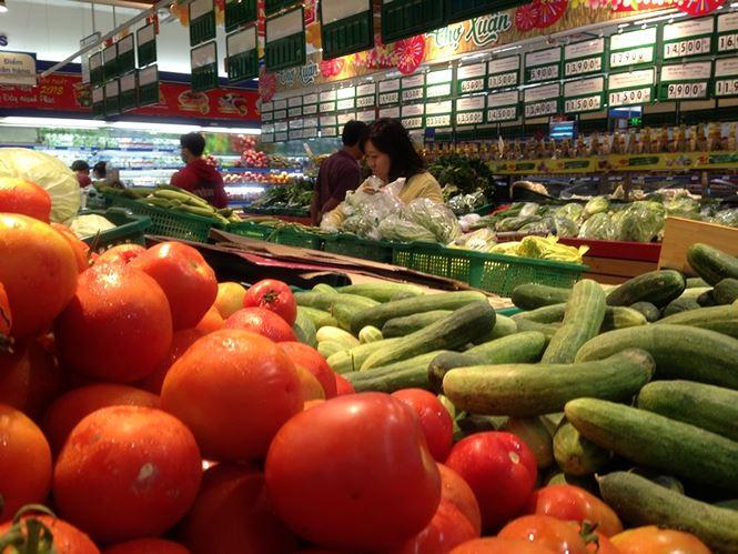 Giật mình rau xanh nửa ở chợ thiêng liêng Sài Gòn - 13
