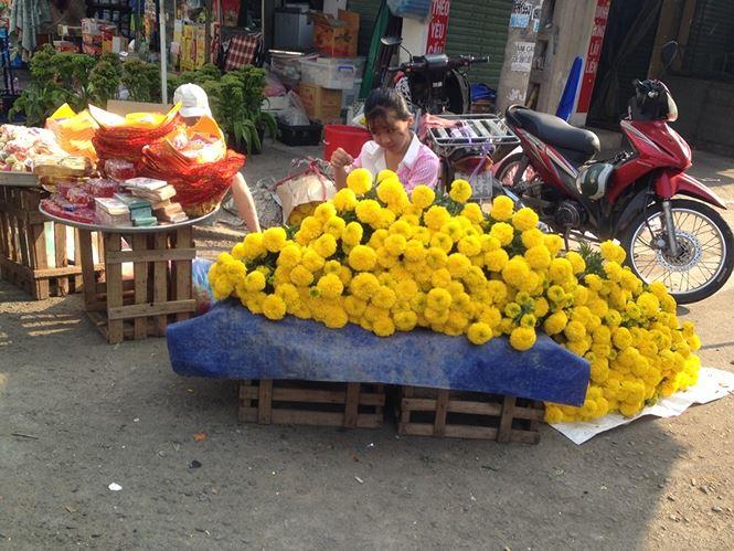 Giật mình rau xanh nửa ở chợ thiêng liêng Sài Gòn - 8