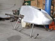 Những hình ảnh đầu tiên về máy bay không người lái của  hai lúa  Bùi Hiển