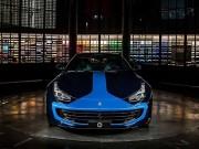 Tư vấn - Thêm sắc xanh cho ngày xuân với Ferrari GTC4Azzurra