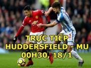 TRỰC TIẾP Huddersfield Town - MU: Chiến quả ngọt ngào (KT)