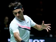Thể thao - Federer - Haase: Tưng bừng 3 set, Nhà vua trở lại (Tứ kết Rotterdam Open)