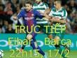 Chi tiết Eibar - Barcelona: Alba nhân đôi cách biệt (KT)
