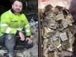 Nhặt được túi rác, mở ra thấy 200 triệu đồng