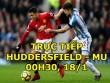 Chi tiết Huddersfield Town - MU: Chiến quả ngọt ngào (KT)