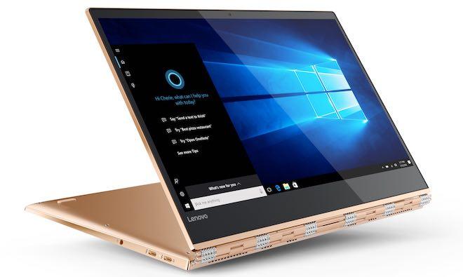 Lenovo công bố Yoga 920 chạy Intel Core i7 thế hệ thứ 8 - 6