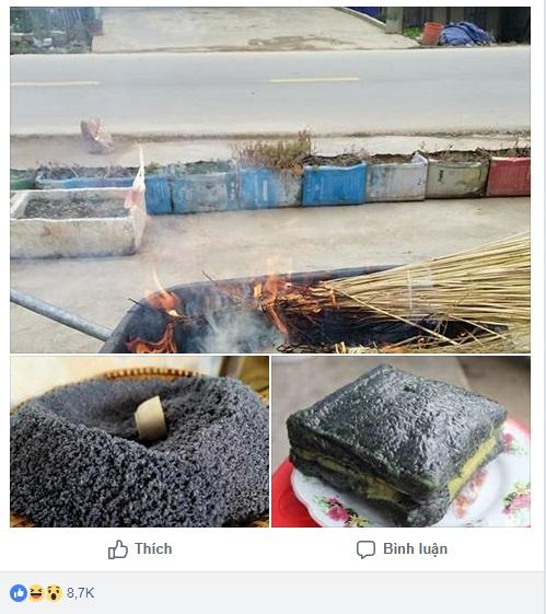 """Thịt heo sống, bánh chưng đen hút chục nghìn """"like"""" trên MXH - 4"""