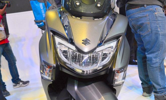 2018 Suzuki Burgman Street kình nhau với Yamaha NMAX - 3