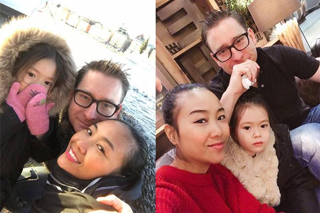 Đoan Trang: Chồng Tây bỏ hết công việc để ở bên tôi ngày Tết - 2