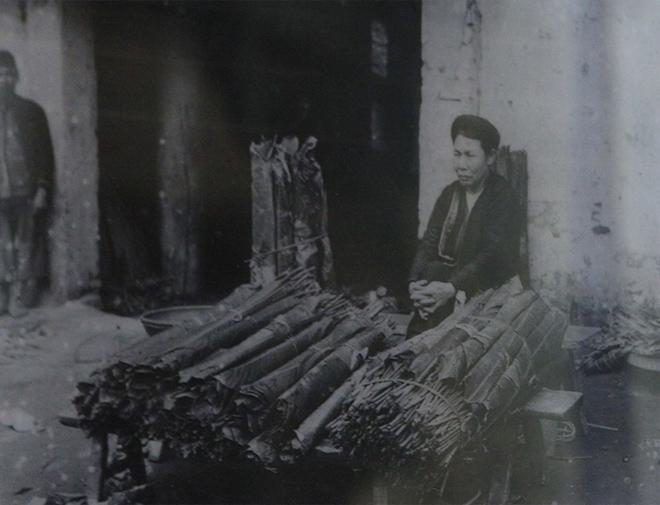 Bộ ảnh độc đáo từ thế kỷ trước về Tết xưa ở Hà Nội - 3