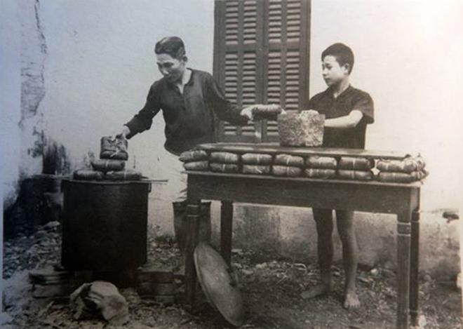 Bộ ảnh độc đáo từ thế kỷ trước về Tết xưa ở Hà Nội - 10