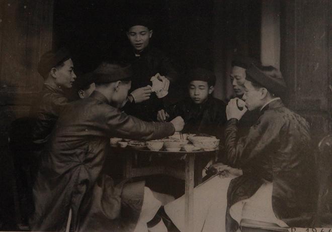 Bộ ảnh độc đáo từ thế kỷ trước về Tết xưa ở Hà Nội - 15