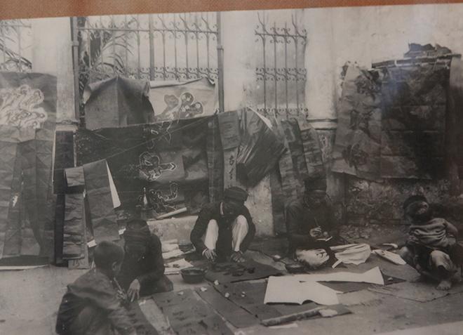 Bộ ảnh độc đáo từ thế kỷ trước về Tết xưa ở Hà Nội - 13