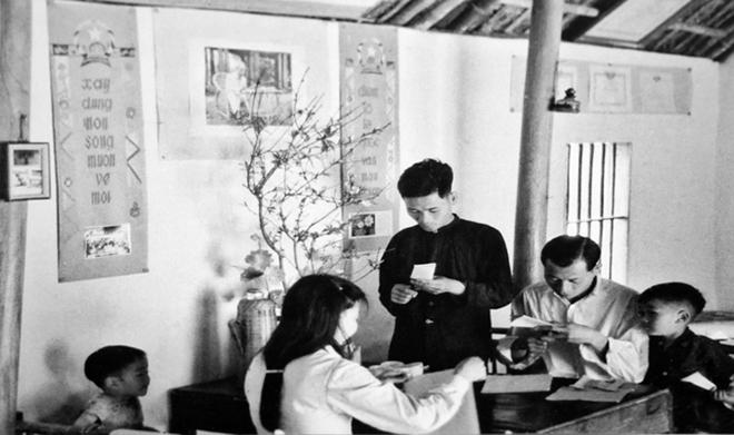 Bộ ảnh độc đáo từ thế kỷ trước về Tết xưa ở Hà Nội - 12