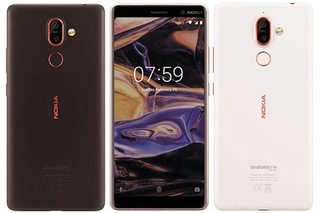 Rò rỉ hình ảnh trực tiếp đầu tiên của Nokia 7 Plus sắp ra mắt - 2