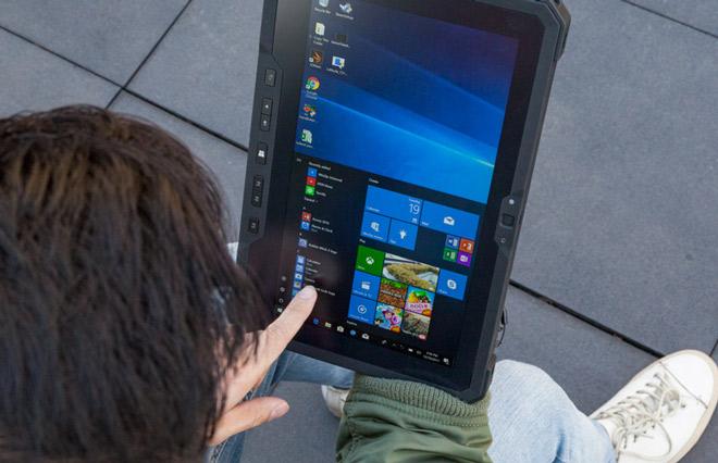 """Dell Latitude 7172: máy tính bảng """"nồi đồng cối đá"""" - 1"""