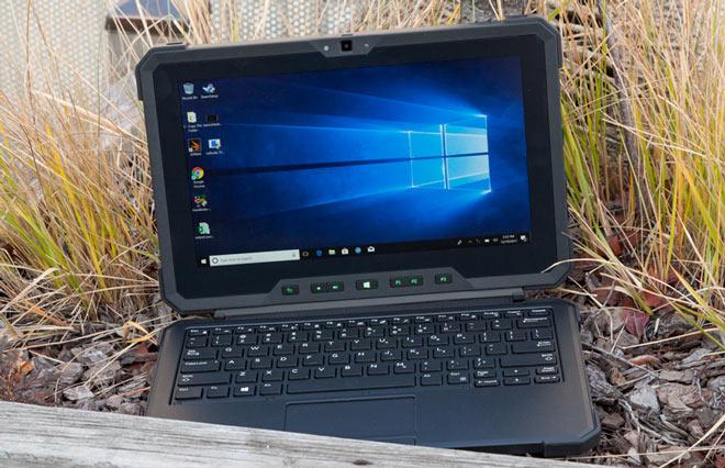 """Dell Latitude 7172: máy tính bảng """"nồi đồng cối đá"""" - 4"""