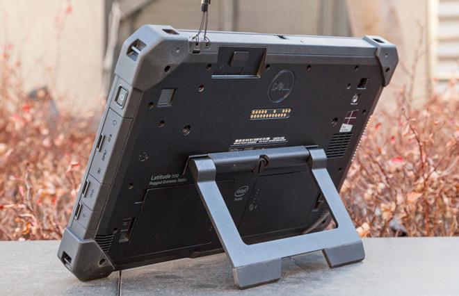 """Dell Latitude 7172: máy tính bảng """"nồi đồng cối đá"""" - 7"""