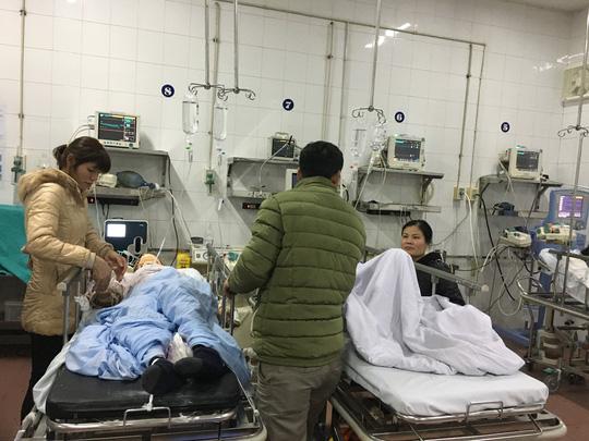 3 ngày Tết, gần 2.000 ca cấp cứu do đánh nhau, 6 người chết - 2