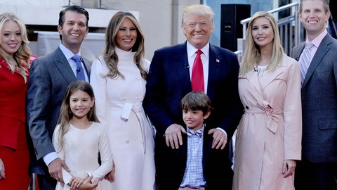 Cùng sinh năm Tuất, ba đời Tổng thống Mỹ có gì đặc biệt? - 3