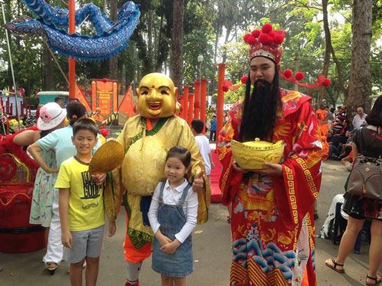 Mùng 3 tết, rủ nhau đi nhắm nhía 'kỳ hoa dị thảo' ở Sài Gòn - 18