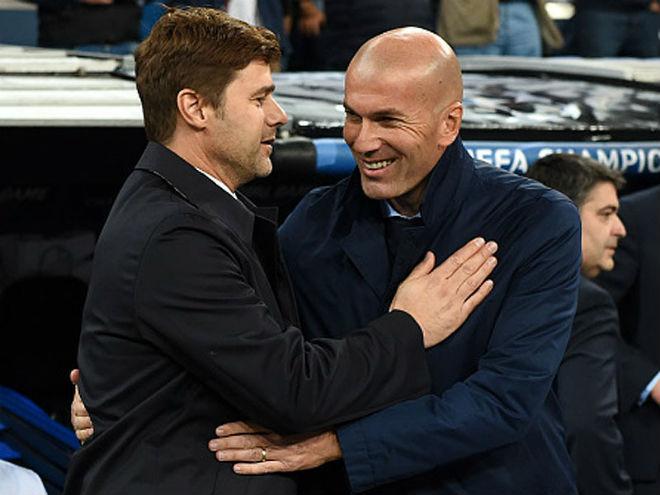 """Pochettino mơ về MU, Real: """"Cướp ghế"""" Mourinho trước, Zidane để sau - 2"""